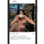 Instagram、ショッピング投稿を広告として配信する機能をすベてのビジネスに提供開始