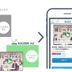 転職サービス「doda」、Kaizen Platformと共同開発の動画求人広告 「doda プライム」の販売を開始