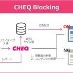 AZ、CHEQと提携しアドセーフティサービスを提供開始