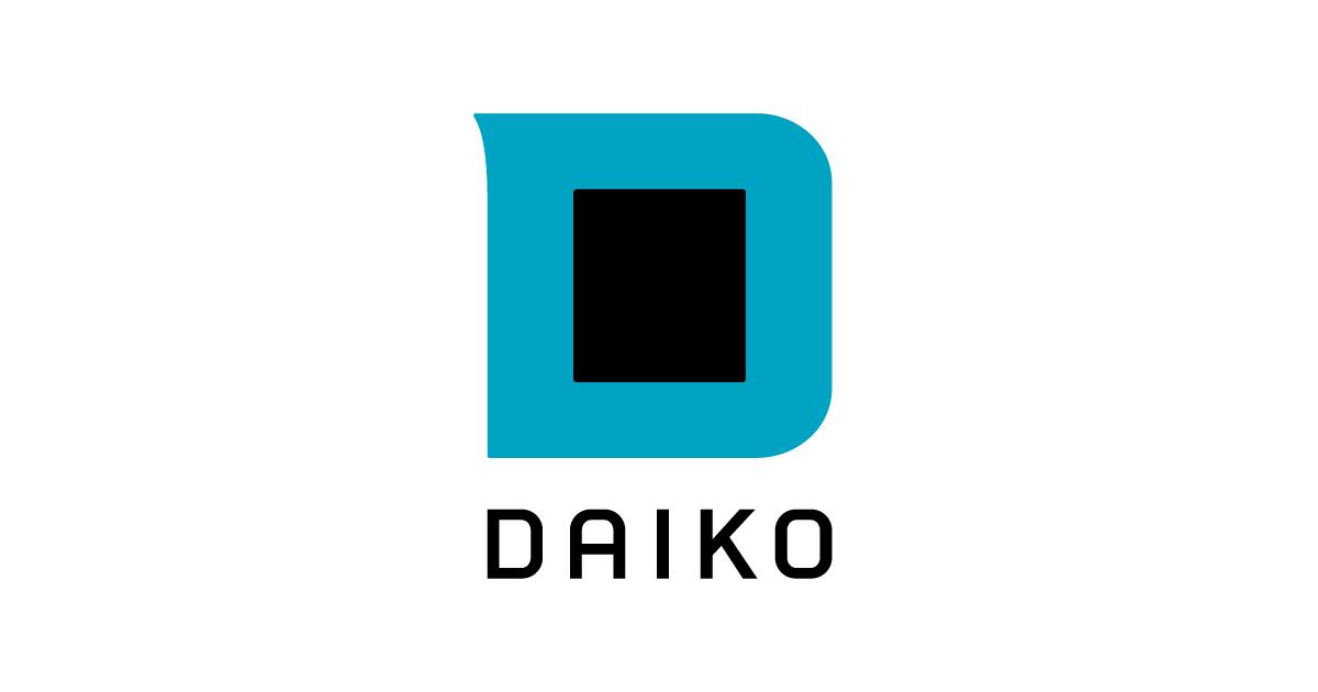 daiko 大広
