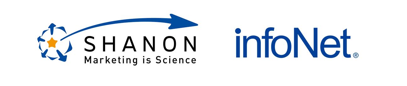 シャノン、インフォネットと協業しWEBサイトを活用したマーケティング活動に対する企業のニーズに対応