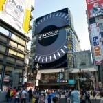 ヒットとジーニー、道頓堀の日本最大級LEDビジョンにてプログラマティックOOH広告配信開始