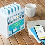 INFORICH、電通・MCJ等から10億円を資金調達 〜スマホ充電器レンタルxデジタルサイネージを強化〜