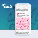 Teads、ソーシャルキャンペーン強化フォーマット「INREAD SOCIAL」を提供