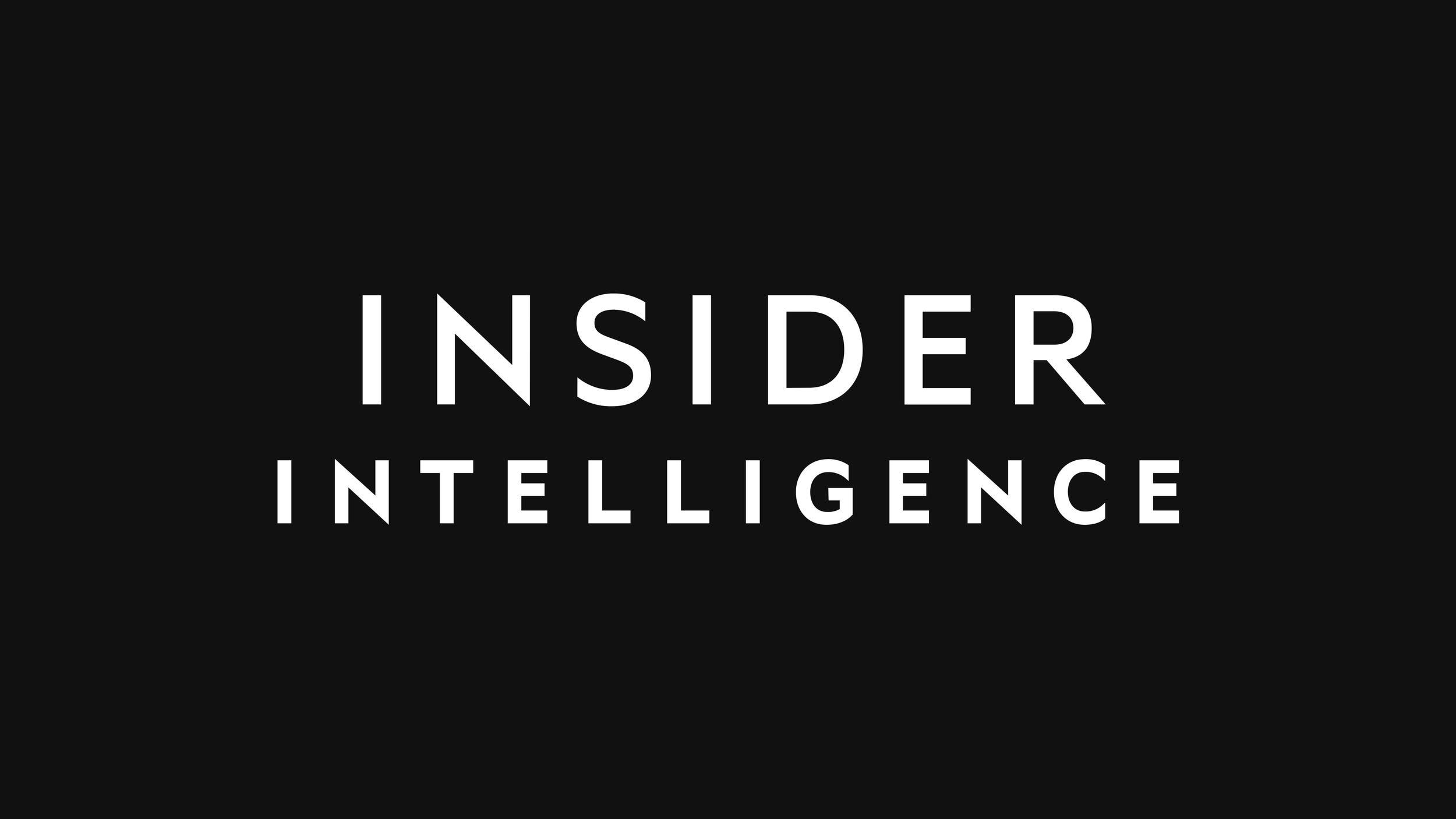 「Business Insider Intelligence」と「eMarketer」が統合し「Insider Intelligence」へリブランド