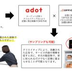 エードット、「OFFICE DE YASAI」を展開するKOMPEITOと提携しオフィス向けデジタルサイネージを提供開始