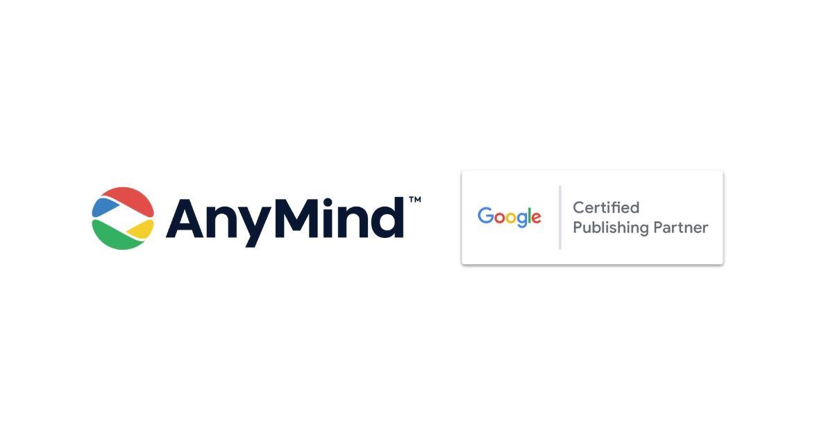 AnyMind Group、日本・中国に次いでASEANでのGoogle Certified Publishing Partnerに認定
