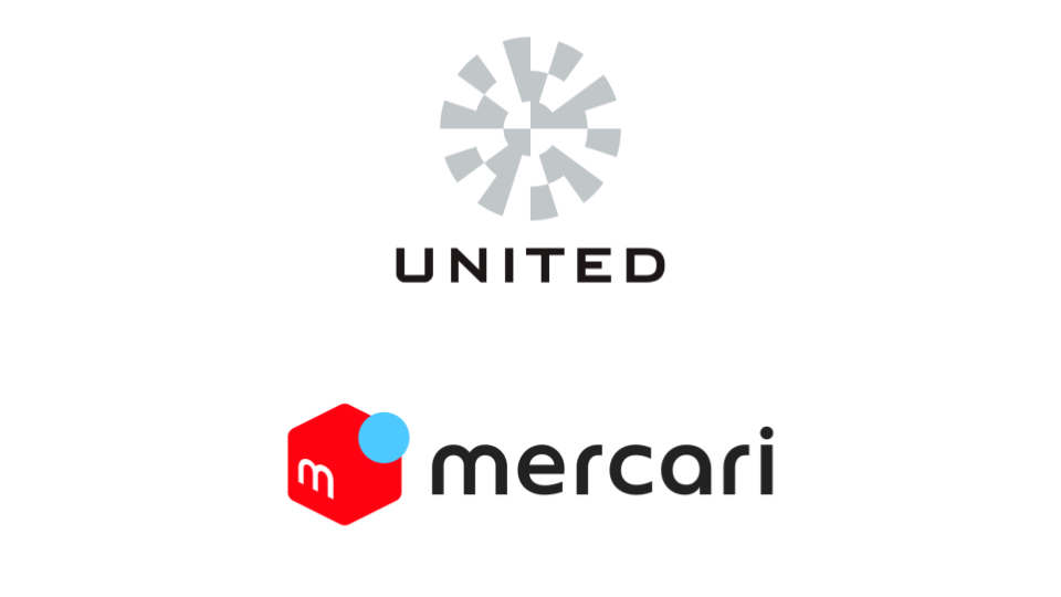 ユナイテッド、メルカリ株の一部を約54.5億で売却