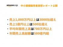 amazon 中小規模販売者 レポート