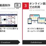 NewsTV、『オンライン展示会パッケージ』を提供開始