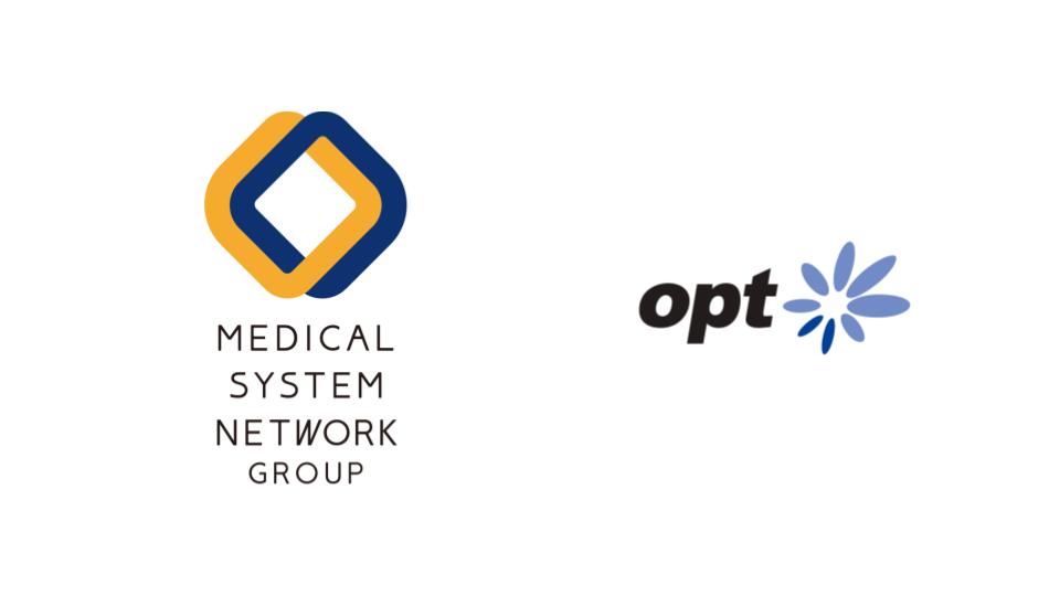 オプトとメディカルシステムネットワーク、LINEを活用した薬局のかかりつけ機能強化を目的に合弁会社を設立
