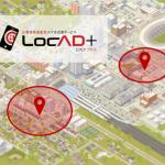 西日本新聞社、ローカルマーケティングに特化した位置情報広告サービス「LocAD+」SNS連動などアップデート版のサービス提供開始