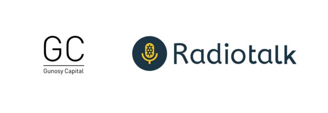 Gunosyの投資部門、音声配信プラットフォーム「Radiotalk」に投資