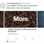 Twitter、新しいカルーセル広告を提供開始