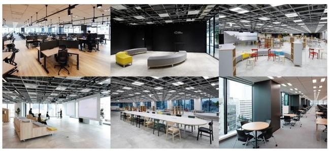 トランスコスモス、デジタルマーケティング部門を集結させた新オフィス「渋谷ファーストタワー」を開設