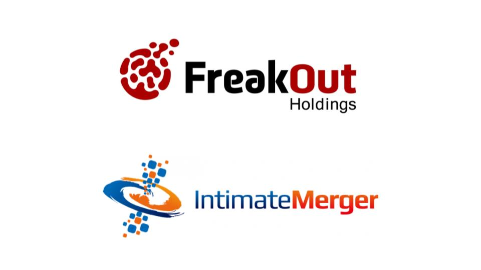 フリークアウトHD、インティメート・マージャーの株式を譲渡し特定子会社から外す