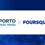 PORTO、Foursquareと連携し位置情報を活用したターゲティング広告配信や来店計測が可能