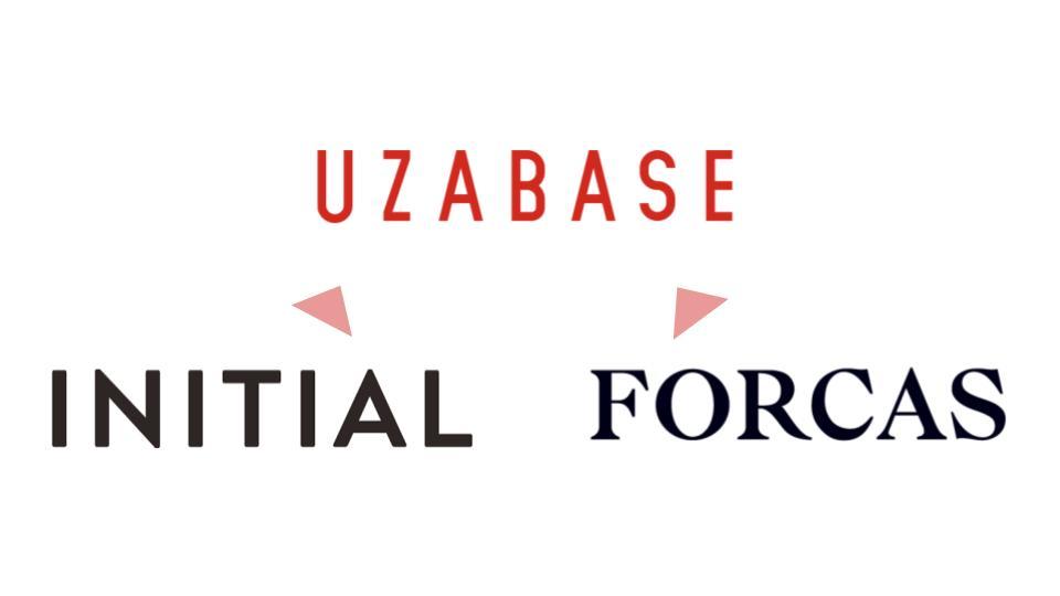 initial forcas 吸収合併