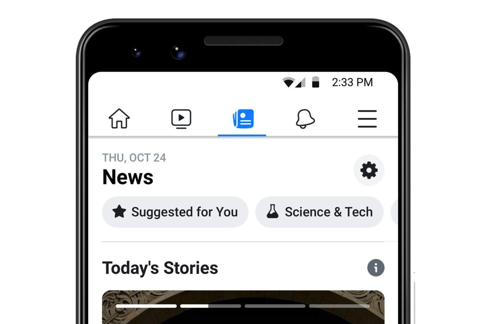 Facebook、英国でもニュース記事に支払いを開始