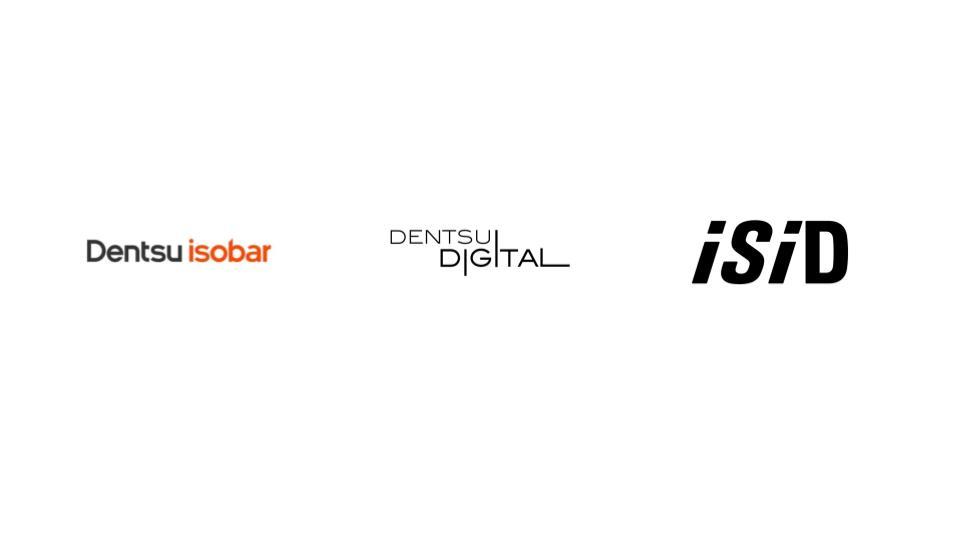 電通アイソバー・電通デジタル・ISID、DX領域のグループ横断組織を設立