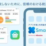 NTTドコモ子会社のロケーションバリュー、アプリ市場と利用動向分析サービス「SmaRepoβ版」の提供を開始