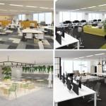 電通グループのCARTA HOLDINGS、東銀座オフィスを縮小しフリーアドレス化