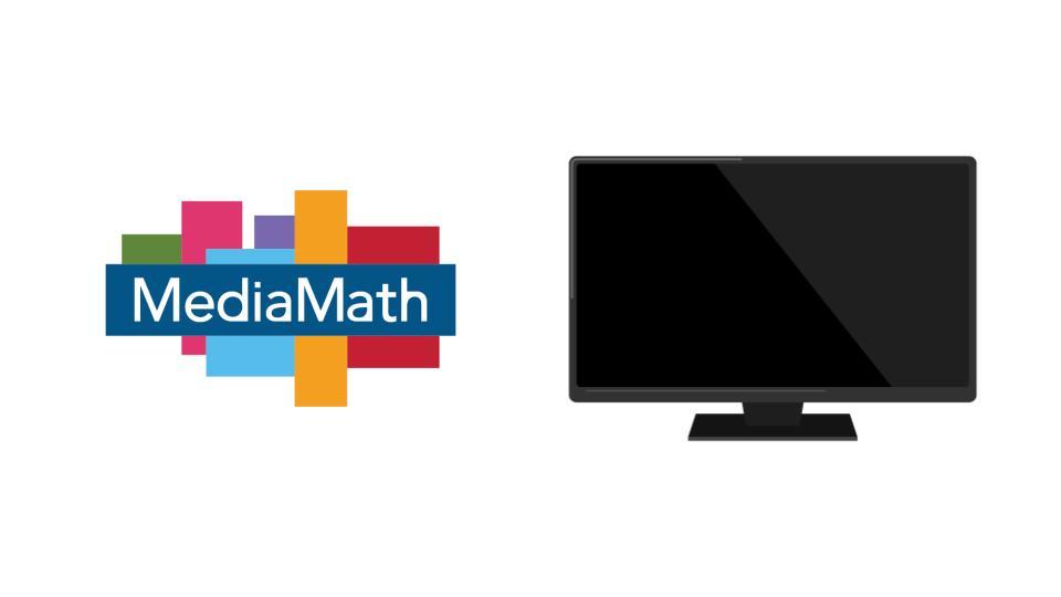 mediamath コネクテッドTV コンテキストターゲティング