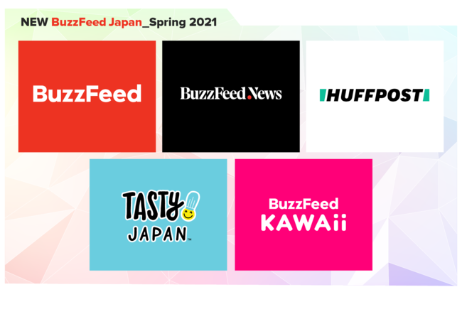 BuzzFeed Japan、ザ・ハフィントンポスト・ジャパンを吸収合併・日本版を統合