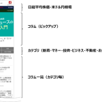 ZUU、NTTドコモの金融ポータルサイト「dメニューマネー」の運営支援を開始