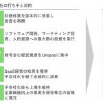 Fringe81、資金調達・社名変更で主力事業を広告事業からUniposへ