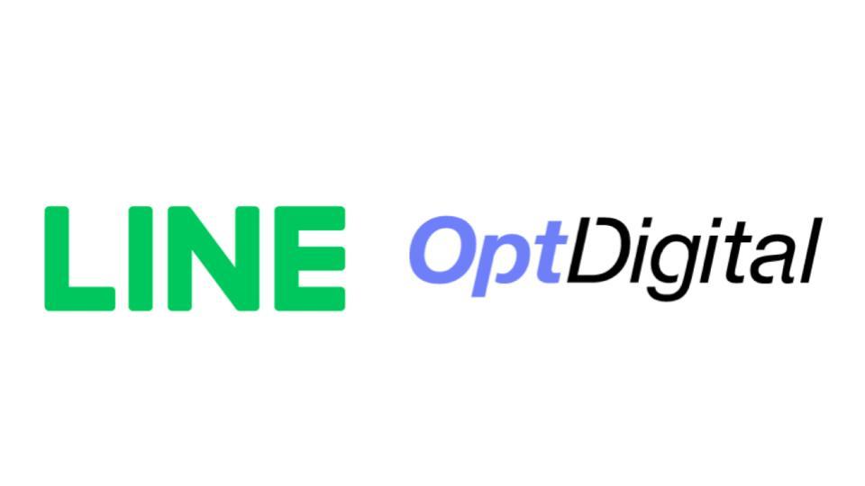 LINE、オプトデジタルと産業DX推進のための体制構築へ合意