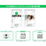 LINE、トークリスト最上部に運用型広告を配信できる「Talk Head View Custom」を9月より提供開始