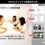 「ABEMA」、若年層ターゲットの広告制作において「マイナビティーンズラボ」と連携